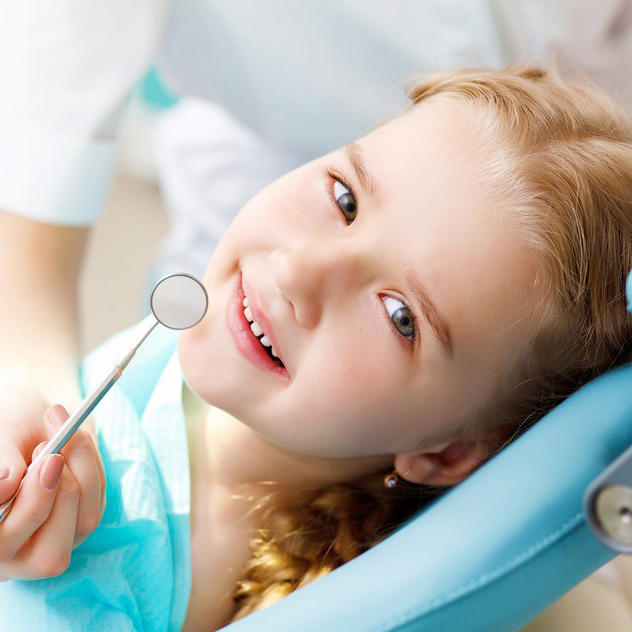 Child's First Dental Visit